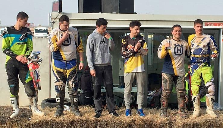 Pilotos ganadores 3 horas de Resistencia en Alcarrás 2015