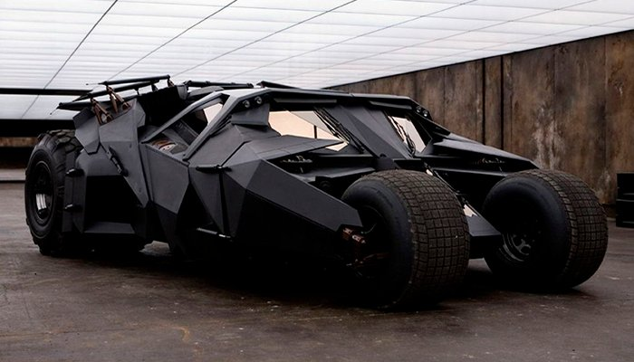 Coche de Batman, Batmovil