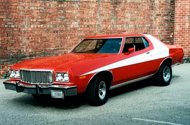 Coche Starky Hutch, Ford Gran Torino 1975