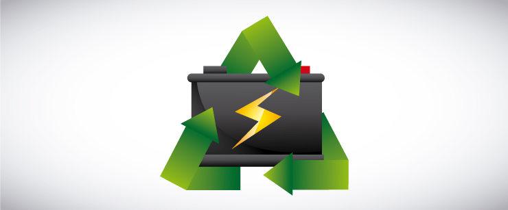 bateria coche reciclaje