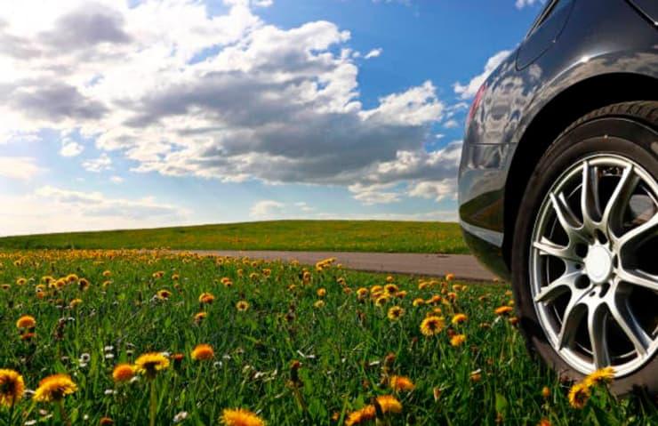 Mantenimiento coche en primavera