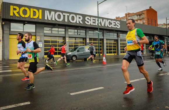 Rodi patrocina la Rodi Mitja Marató Lleida