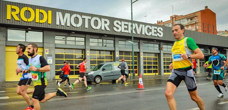 Rodi Mitja Marató de Lleida