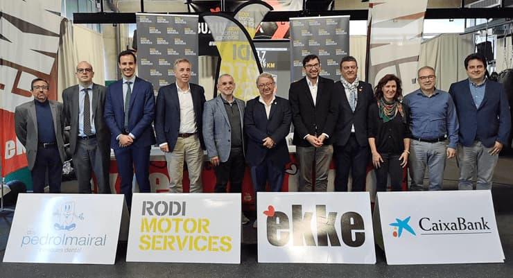 Presentació oficial Rodi Mitja Marató Lleida 2019