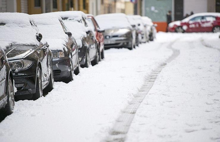 consejos mantenimiento coche invierno